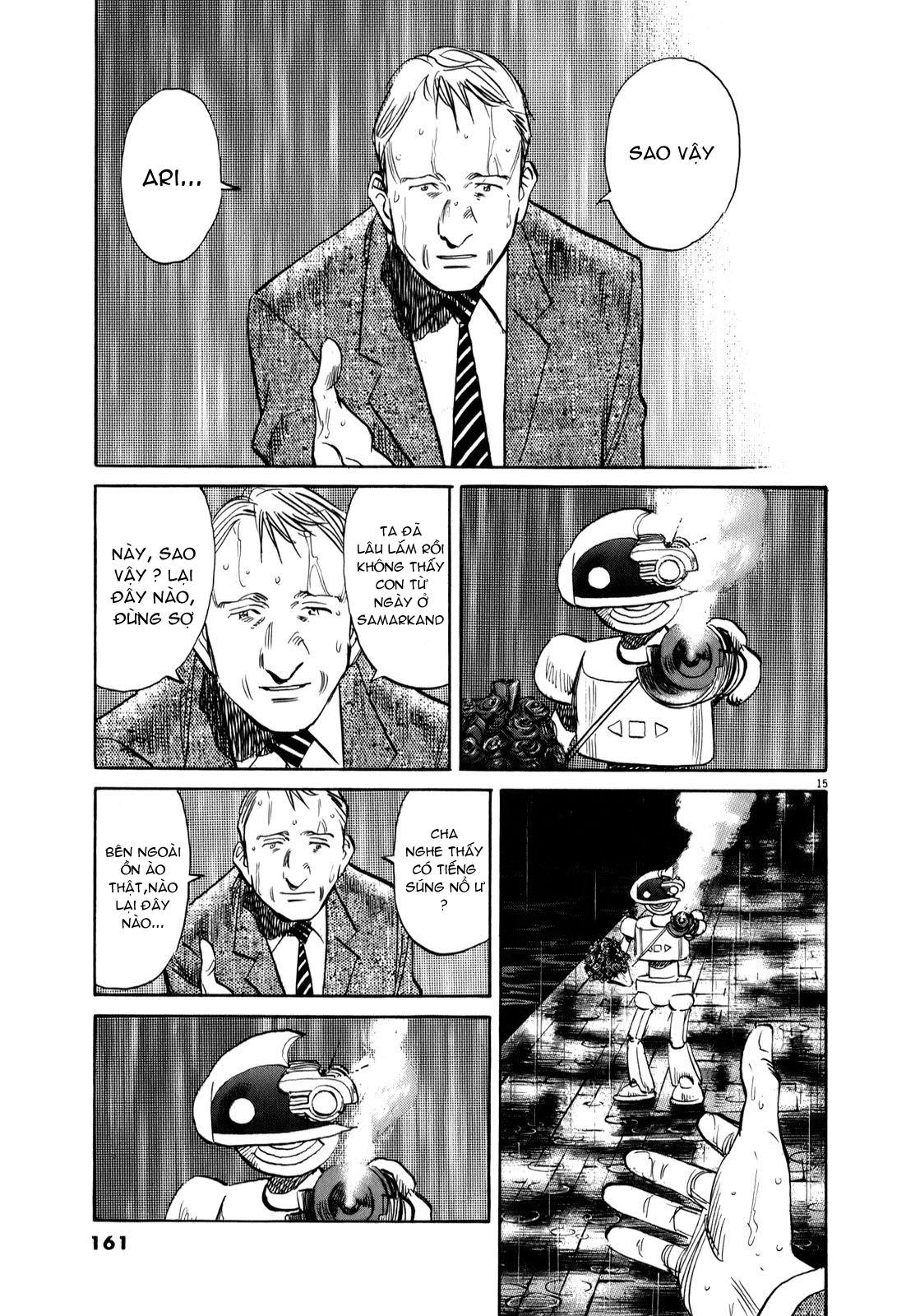 Pluto chapter 62 trang 18