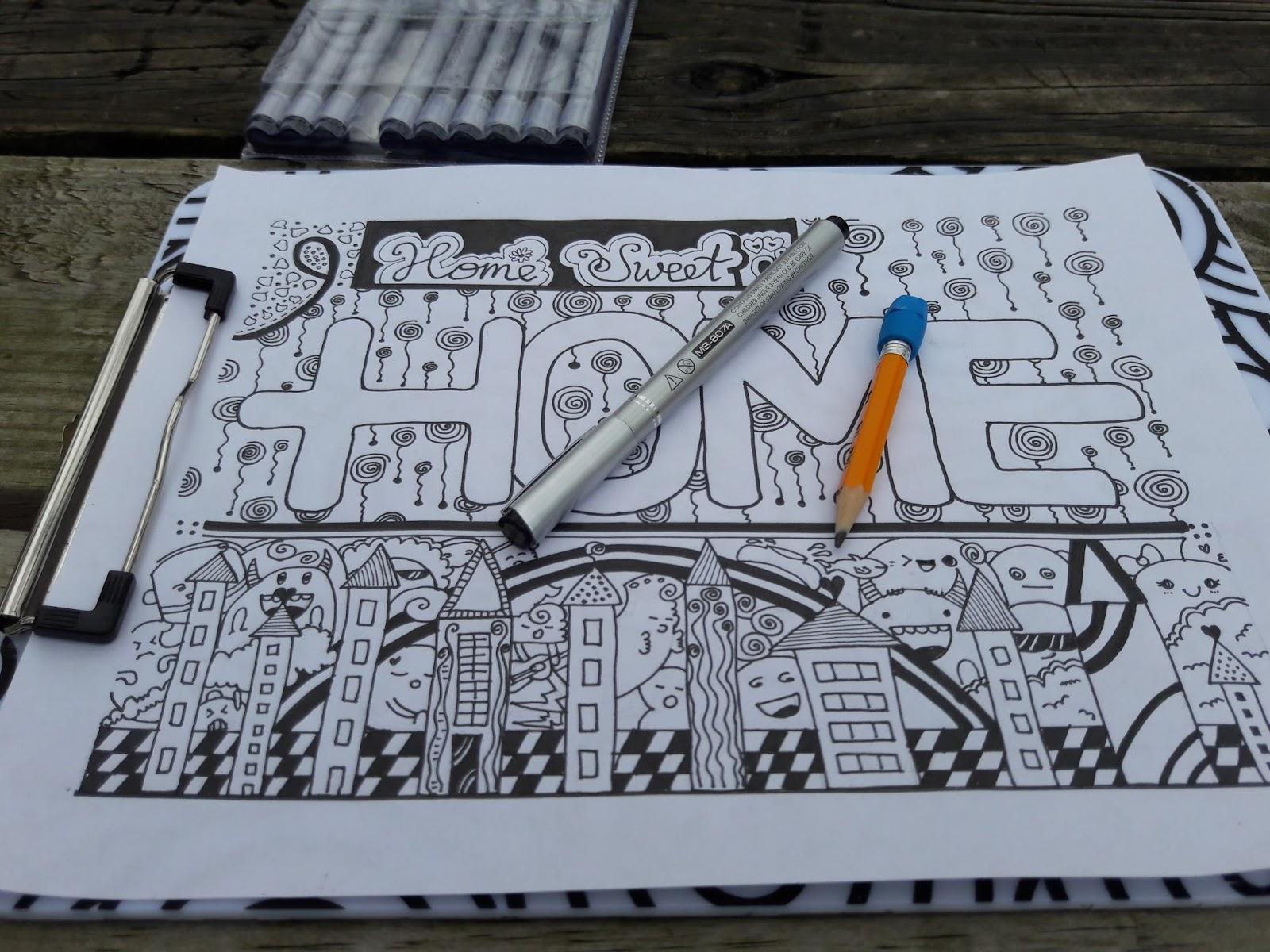 7300 Koleksi Gambar Doodle Keren Tentang Kelas HD Terbaik