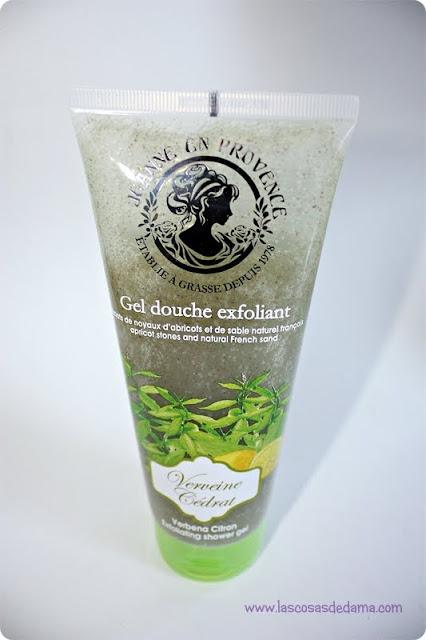 Favoritos 2016 corporal belleza cosmética gel aceite baño ducha exfoliante