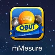 logo app obut mMesure esteban