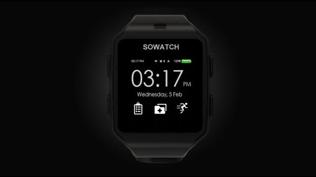 SoWatch - SmartWatch