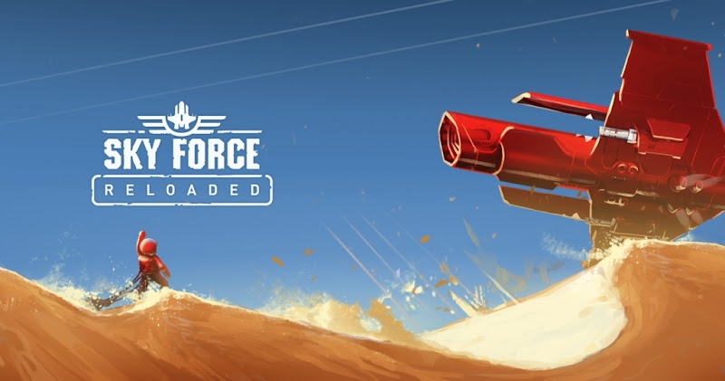 Sky Force Reloaded MOD APK + DATA [Unlimited Money] Android Games