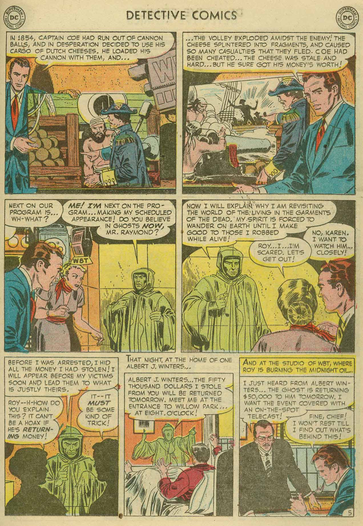 Detective Comics (1937) 175 Page 28
