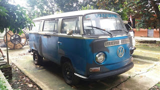 LAPAK VW KLASIK : Dijual VW Kombi Jerman Tahun 70 Joss - MADIUN