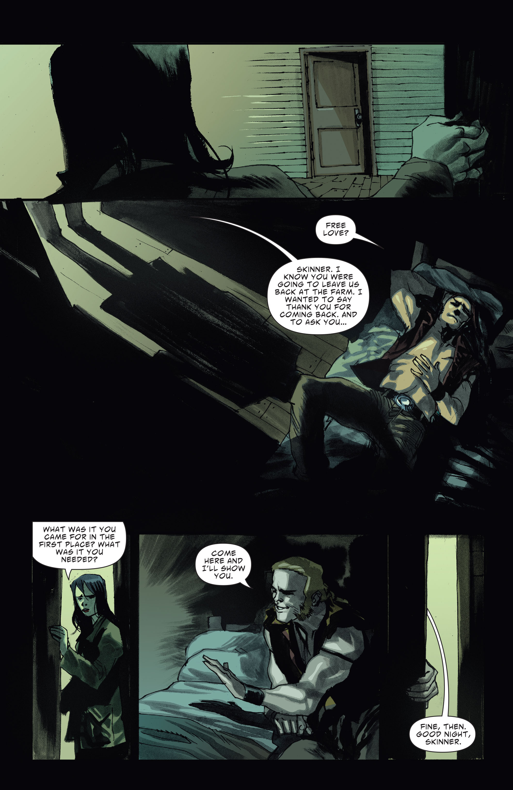 Read online American Vampire: Second Cycle comic -  Issue #4 - 20