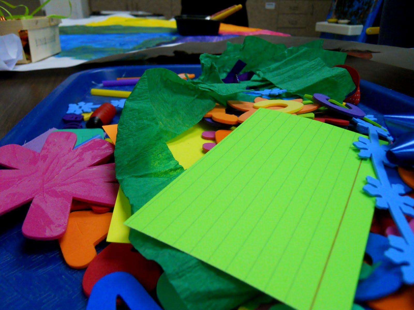 Preschool Color Wheel