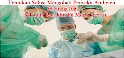 Obat Wasir Selain Operasi