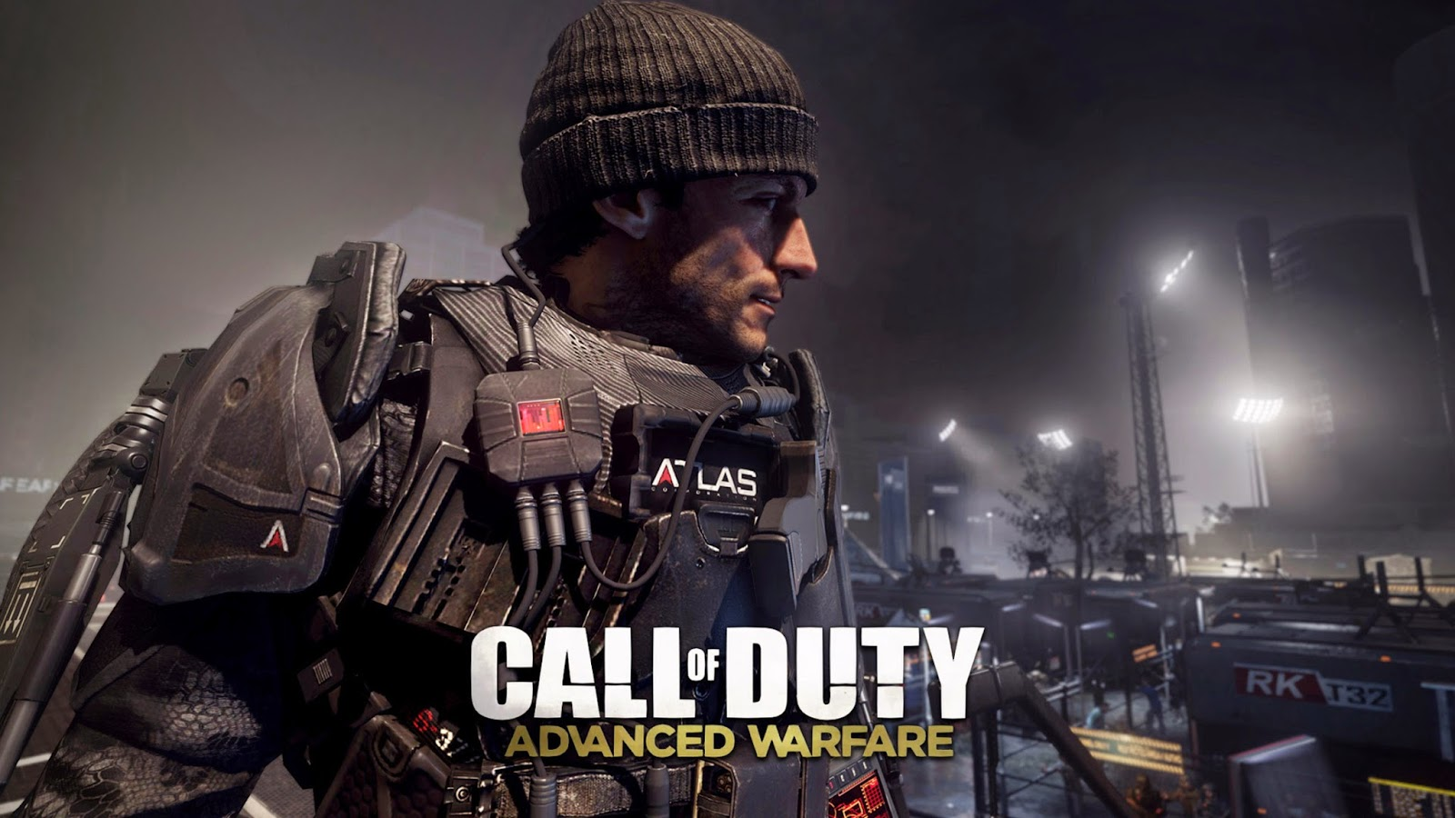 Call of duty advanced warfare Gideon wallpaper