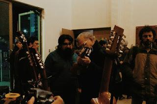 ANTILKO - instrumentos musicales de luthier Claudio Rojas y Hector Soto