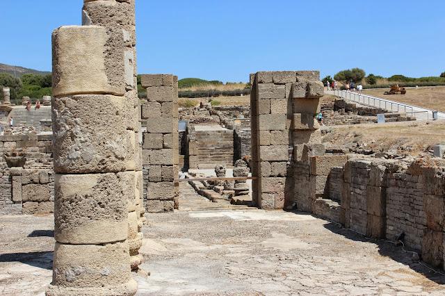 Yacimiento romano de Baelo Claudia