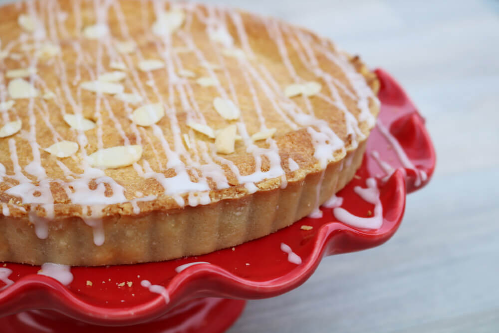 Bakewell Tart | Bake Off Bake Along Week 5 | Hungry Little Bear