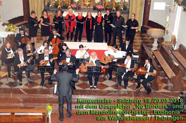 Mandolinenkonzert in Salzburg