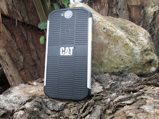 Hape Outdoor Caterpillar Cat S40 Seken Mulus Fullset 4G LTE IP68 Certified Military Standard