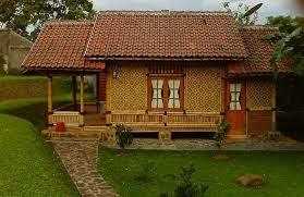 Desain Rumah Bambu Modern Dan Minimalis Khas Pulau Jawa 2
