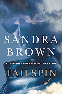 book review: Tailspin, by Sandra Brown, 5 stars