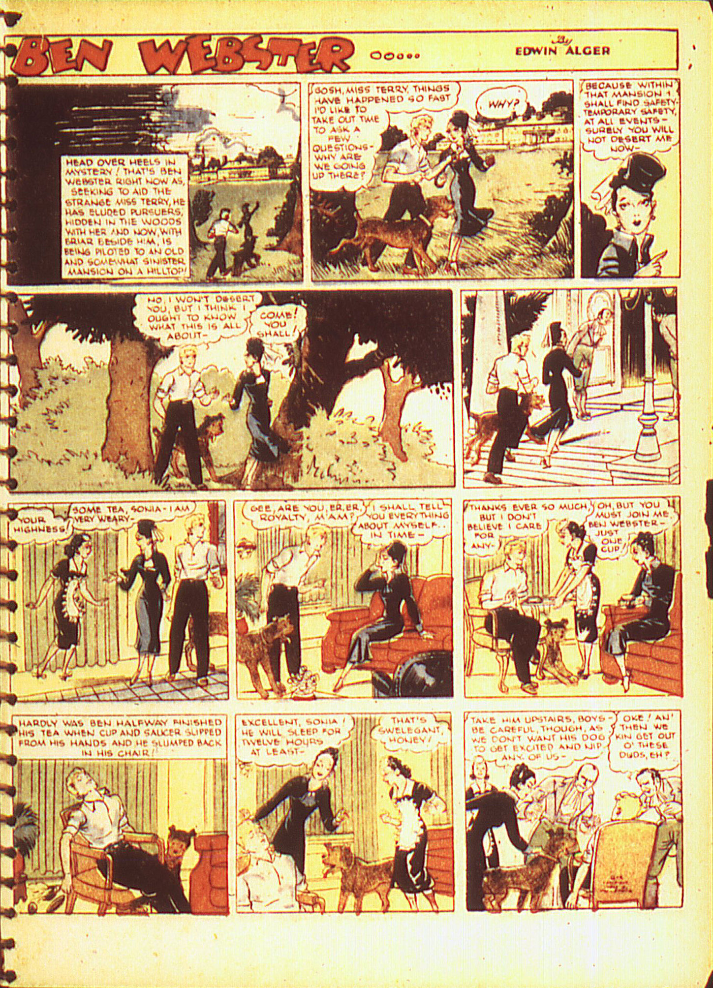 Read online All-American Comics (1939) comic -  Issue #16 - 29