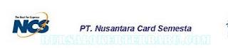 Informasi Lowongan Kerja di PT. Nusantara Card Semesta - Kurir (Kelapa Gading/Sunter/Tj.Priuk)