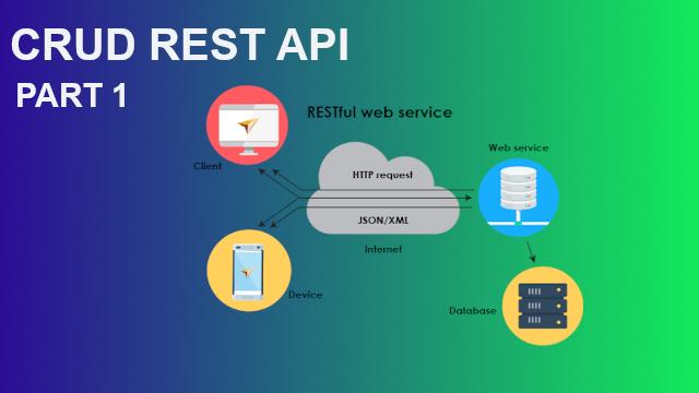 CRUD Rest API Webservice Menggunakan PHP dan MySQL - Part 1