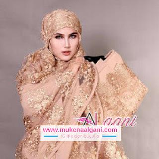mukena%2Bsyahrini3 Koleksi Mukena Al Ghani Terbaru Original