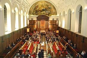 Chapel of the Royal Hospital Chelsea