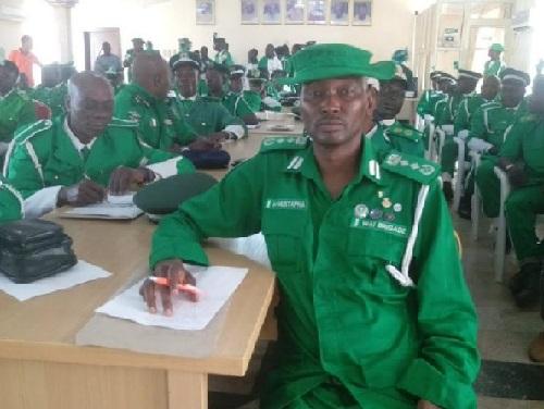War Against indiscipline, WAI Brigade