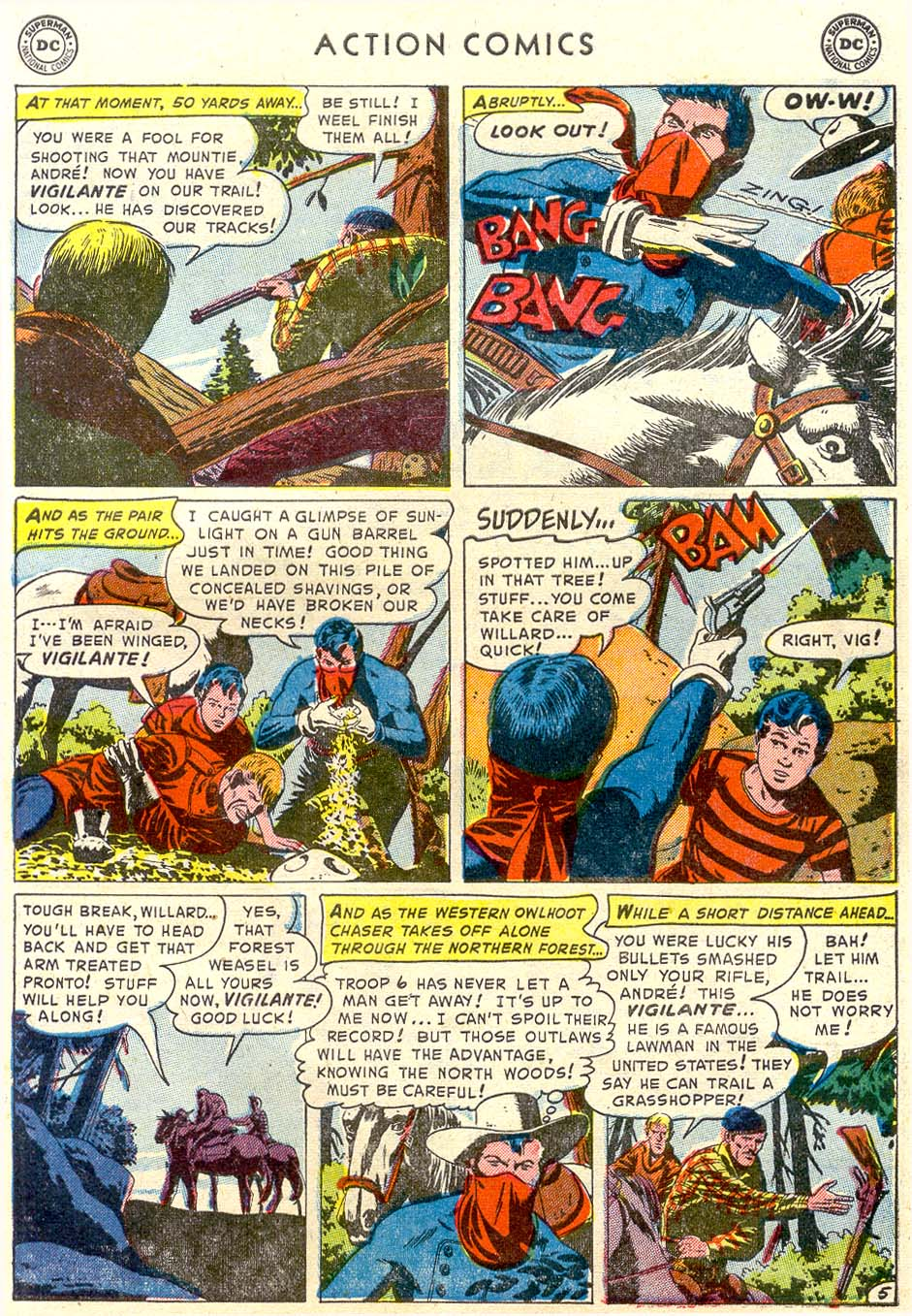 Read online Action Comics (1938) comic -  Issue #179 - 37