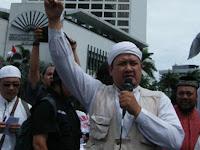 Polres Bogor Tangkap Ketua GNPF-Ulama Bogor Terkait Ajakan Perlawanan