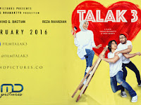 Download Film Indonesia Talak 3 2016 Full Movie