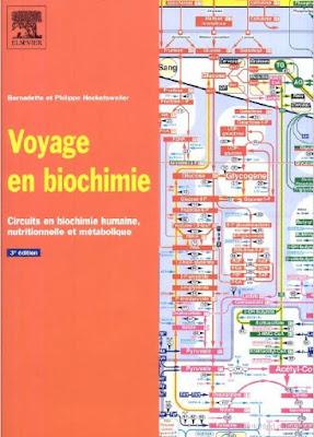 """[PDF] Livre Biologie """"Voyage en biochimie"""" Télécharger Livre Gratuitement"""