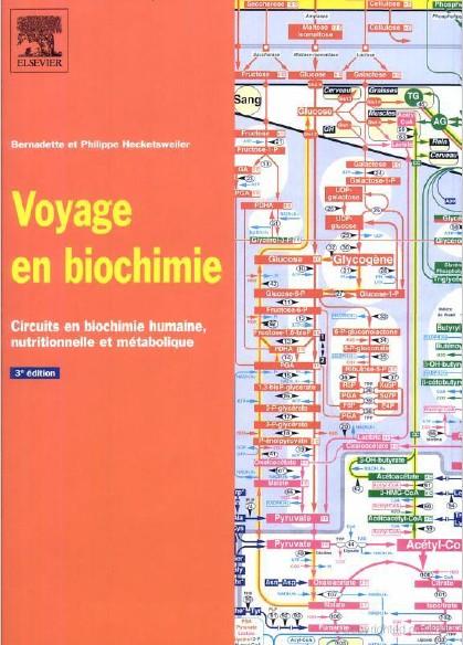 [PDF] Livre Biologie - Voyage en biochimie - Télécharger Livre Gratuitement