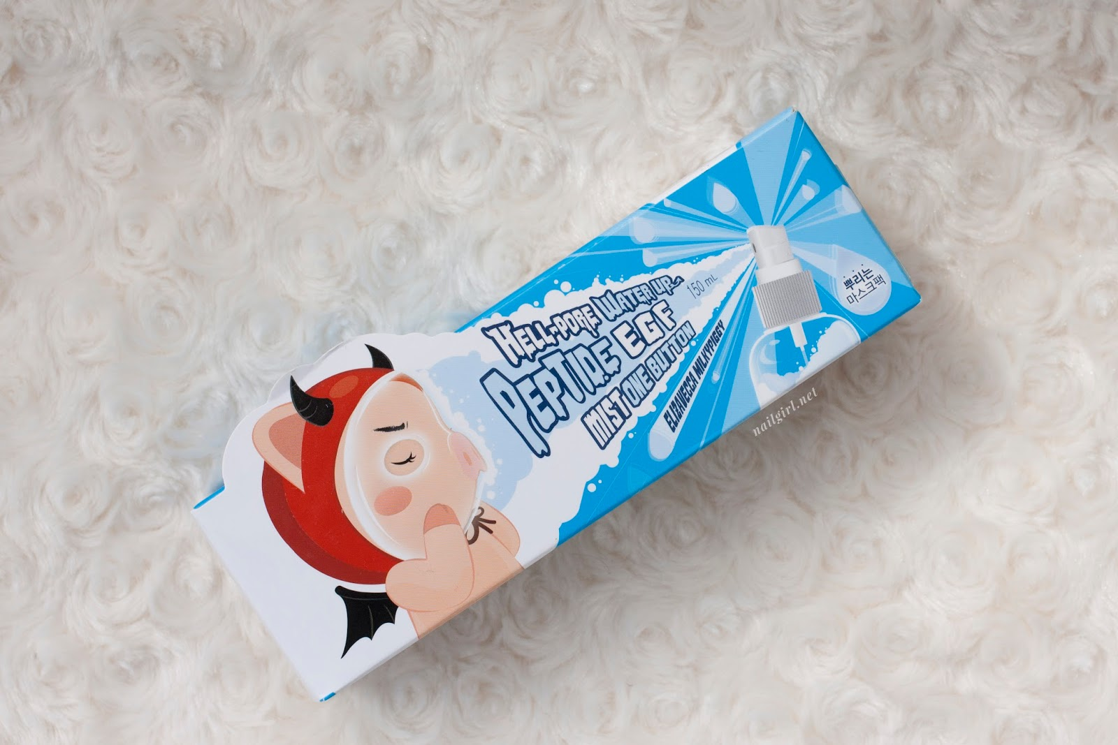 korean cosmetic review elizavecca hell-pore peptide