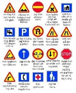 تعلم السياقة في السويد
