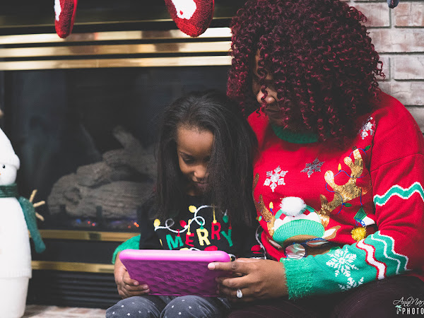Embracing Holiday Traditions With The Fire HD 8 Kids Edition Tablet ~ #AmazonKidsandFamily