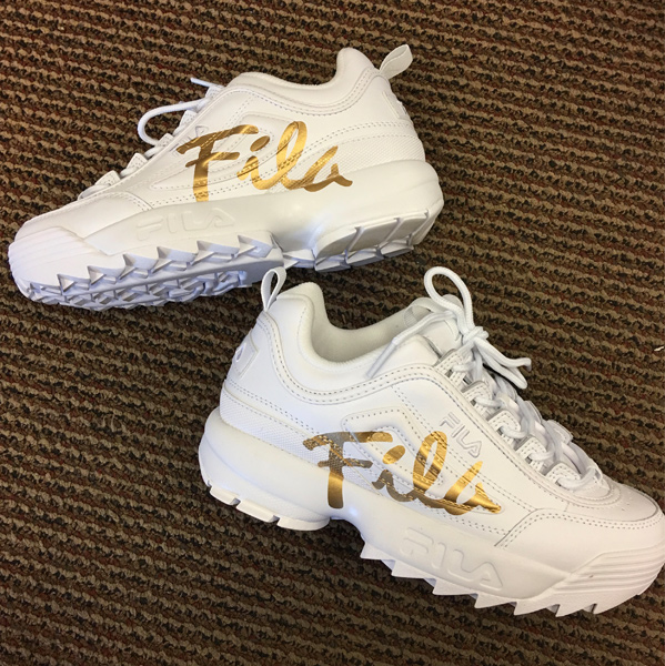 Fila Disruptor 2 sneaker review