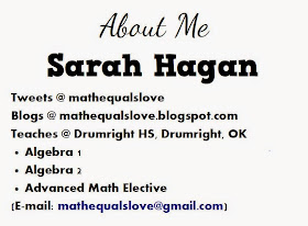 Math = Love: OCTM 2014: Making Note-Taking Fun & Interactive