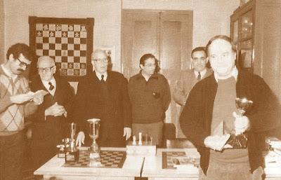 Jaume Anguera, campeón del XVII Obert Sant Andreu 1988