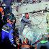 Κωνσταντινούπολη: «Θαύμα» μέσα στα ερείπια - Έβγαλαν ζωντανή 5χρονη από το κτήριο που κατέρρευσε