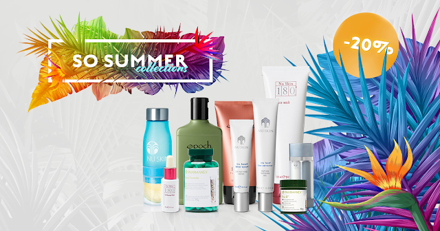 NU So Summer Collection - první slevový týden