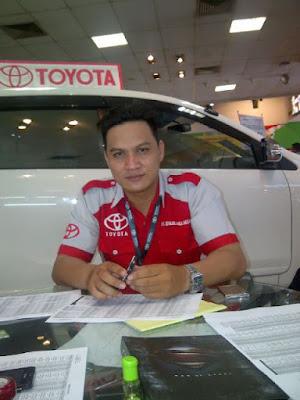 Harga Toyota samboja
