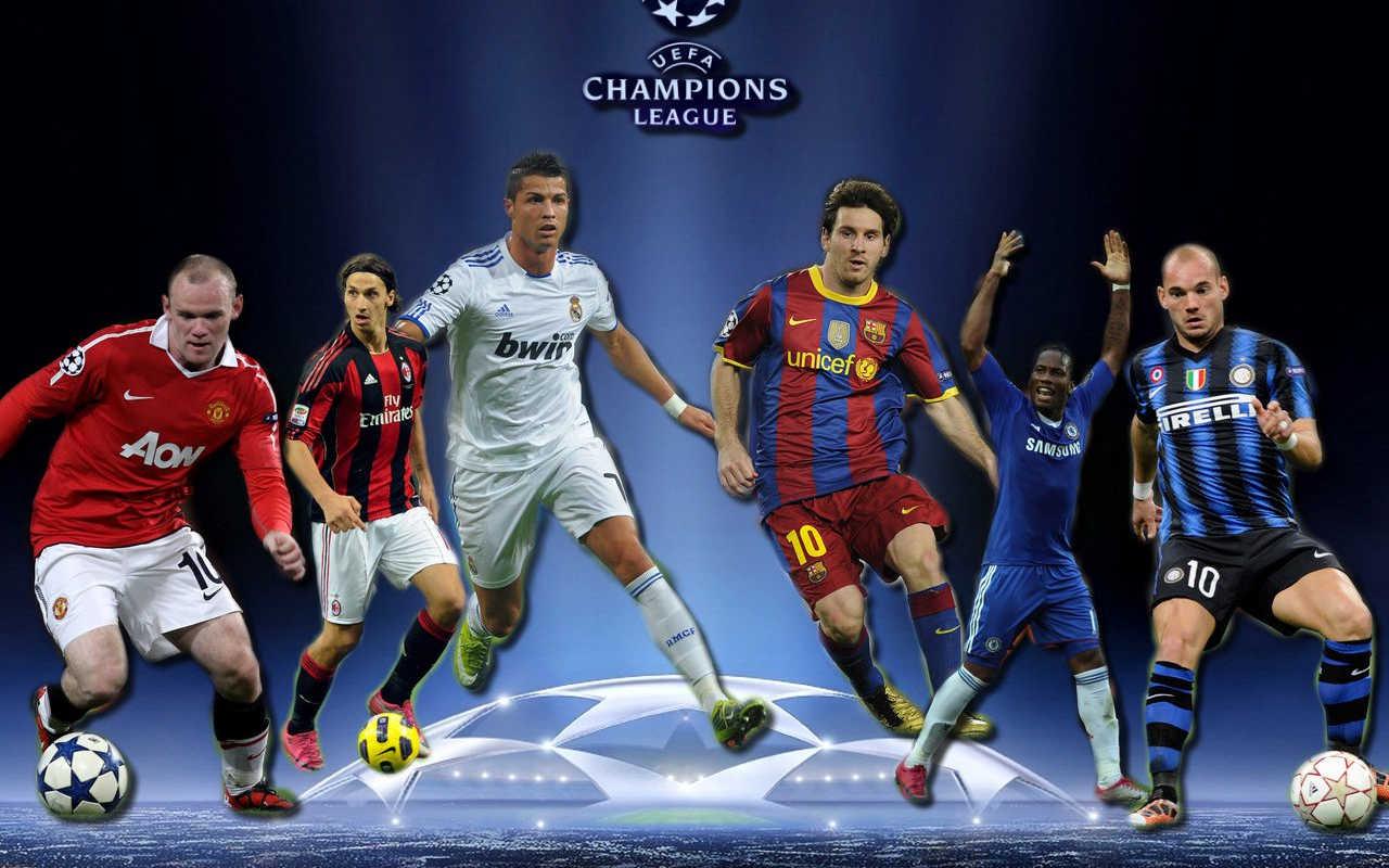 UEFA Champions: Uefa Champions League 2011 Wallpapers