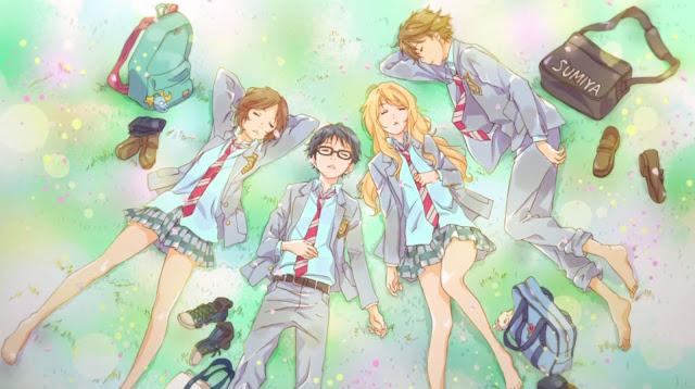 rekomendasi anime yang bikin nangis