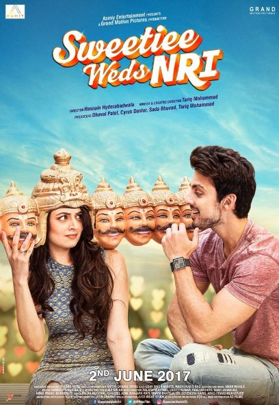 full cast and crew of Bollywood movie Sweetiee Weds NRI 2017 wiki, Himansh Kohli, Zoya Afroz Sweetiee Weds NRI story, release date, Sweetiee Weds NRI Actress name poster, trailer, Video, News, Photos, Wallapper