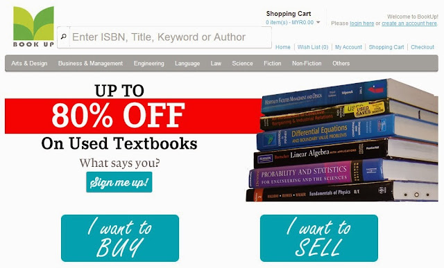 A screen capture from the site, with prominent and big 'BUY' or 'SELL' buttons