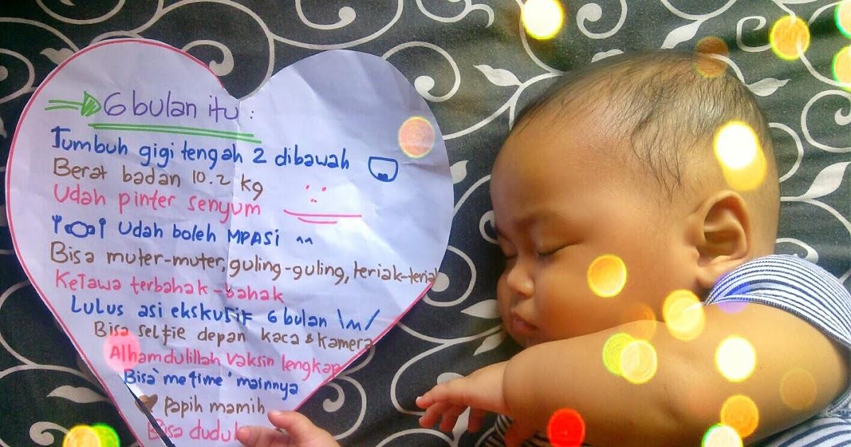 30 Trend Terbaru Ucapan Selamat 7 Bulanan Bayi The Primary Reader