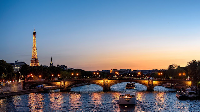 Number 5 in this liste of top 8 places to admire a romantic sunset