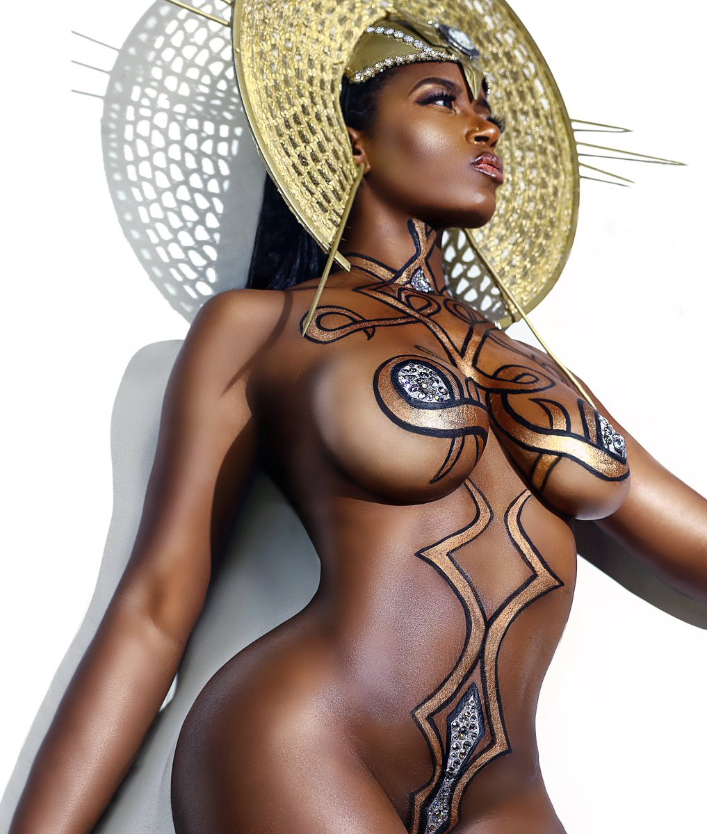 black girls with perfect body naked