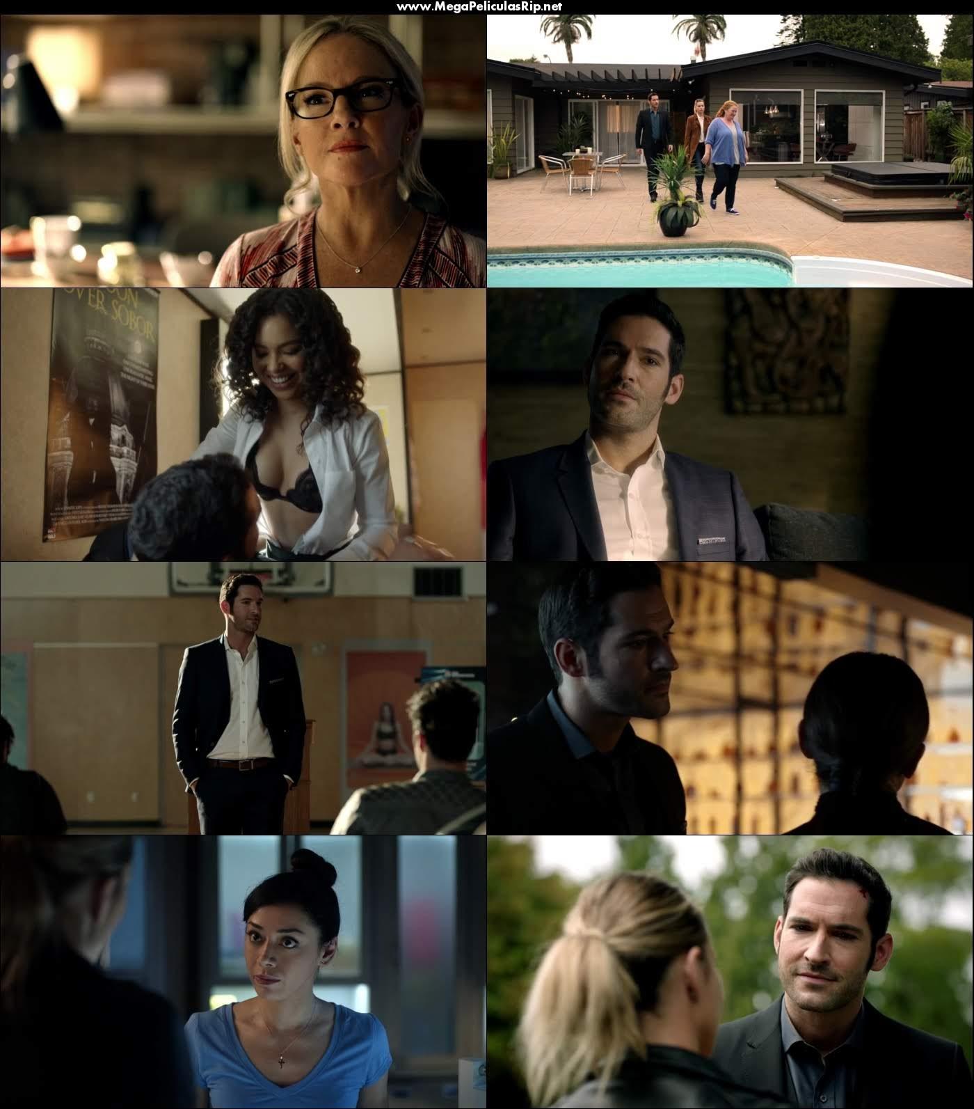 Lucifer Temporada 2 720p Latino