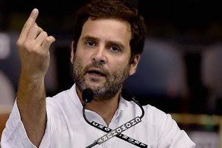 ڈھائی سال میں وزیراعظم نے اچھا قدم اٹھایا: راہول گاندھی
