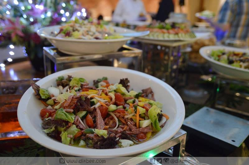 Pelbagai Jenis Salad