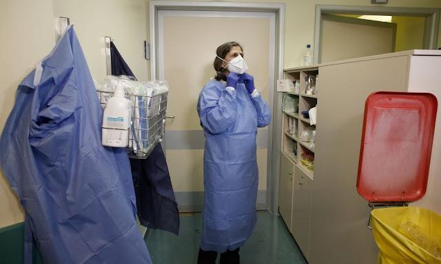 Πρέβεζα: Οικίσκος στο Νοσοκομείο για πιθανά κρούσματα Κορωνοϊού. Αυξημένα τα προληπτικά μέτρα
